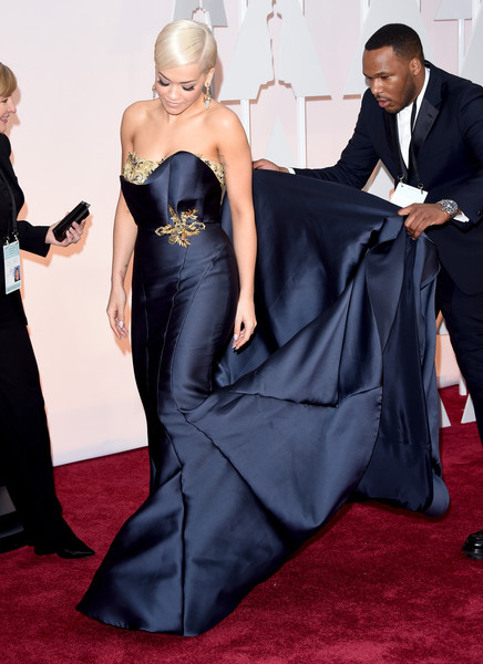 Rita Ora - Arrivals at the 87th Annual Academy Awards — Part 3