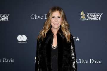 """Rita Wilson Pre-GRAMMY Gala and GRAMMY Salute to Industry Icons Honoring Sean """"Diddy"""" Combs - Arrivals"""