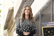 Rita Wilson receives a star on the Hollywood Walk of Fame on March 29, 2019 in Hollywood, California.