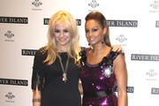 Alesha Dixon Pixie Lott Photos Photo