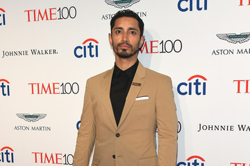 Riz Ahmed 2017 Time 100 Gala - Lobby Arrivals