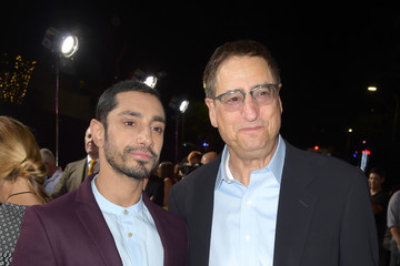 Riz Ahmed Premiere Of Columbia Pictures' 'Venom' - Red Carpet