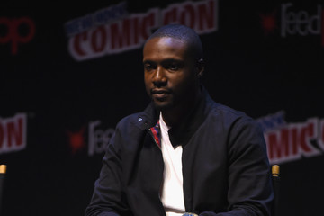 Rob Brown 2017 New York Comic Con - Day 4