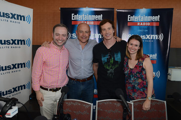 Rob Corddry SiriusXM's Entertainment Weekly Radio Channel Broadcasts From Comic-Con 2014