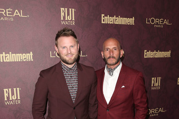 Rob Eric FIJI Water At Entertainment Weekly Pre-Emmy Party
