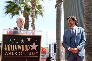 Rob Friedman Eugenio Derbez Honored With Star on the Hollywood Walk of Fame