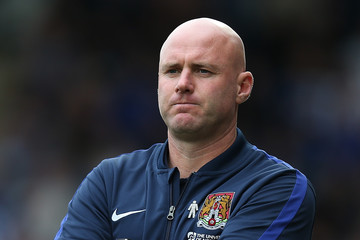 Rob Jones Chesterfield v Northampton Town - Sky Bet League One