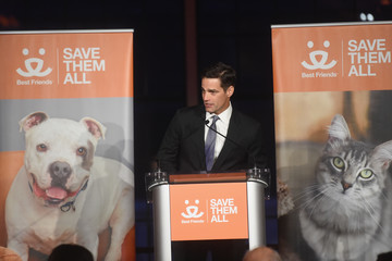Rob Marciano 2017 Best Friends Benefit To Save Them All