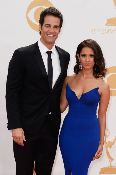 Rob Marciano Photos Photos Arrivals At The 65th Annual Primetime Emmy Awards Part 5 Zimbio