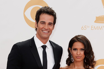 Rob Marciano Arrivals at the 65th Annual Primetime Emmy Awards — Part 5