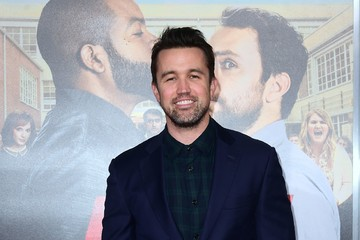 Rob McElhenney World Premiere of 'Fist Fight' in Los Angeles