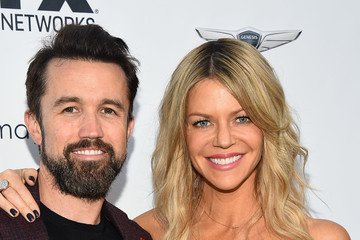 Rob McElhenney FX And Vanity Fair Emmy Celebration - Arrivals
