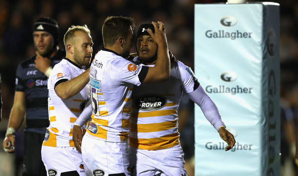 Newcastle Falcons vs. Wasps - Gallagher Premiership Rugby