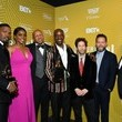 Rob Morgan American Black Film Festival Honors Awards Ceremony - Backstage