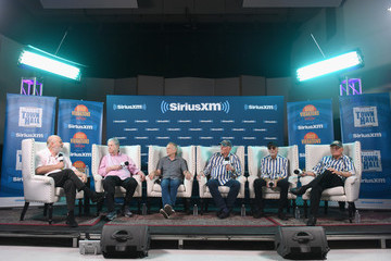Rob Reiner SiriusXM's Town Hall With The Beach Boys Moderated by Rob Reiner from the Capitol Studios in Los Angeles