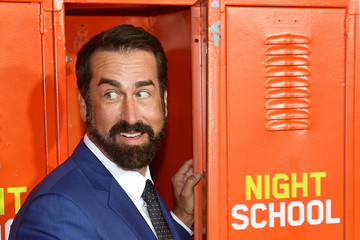 """Rob Riggle Premiere Of Universal Pictures' """"Night School"""" - Arrivals"""