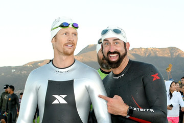 Rob Riggle Nautica Malibu Triathlon Presented By Bank Of America Merrill Lynch