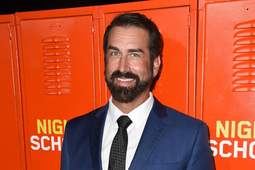 """Rob Riggle Premiere Of Universal Pictures' """"Night School"""" - Red Carpet"""
