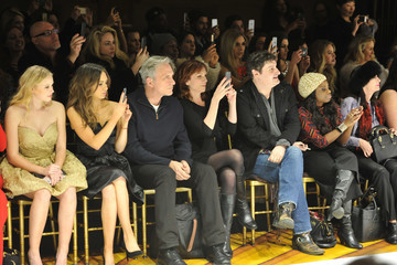 Rob Shuter Sherri Hill - Front Row - Fall 2016 New York Fashion Week: The Shows
