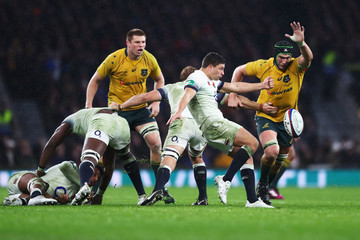 Rob Simmons England v Australia - Old Mutual Wealth Series