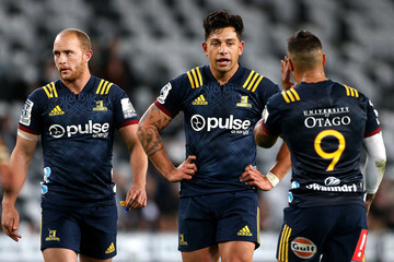 Rob Thompson Super Rugby Rd 4 - Highlanders v Stormers