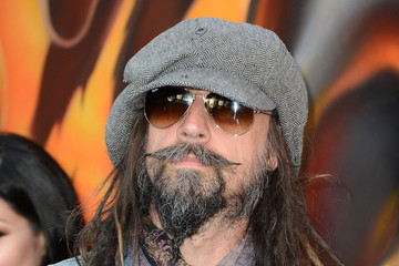 Rob Zombie Arrivals at the Revolver Golden Gods Award Show