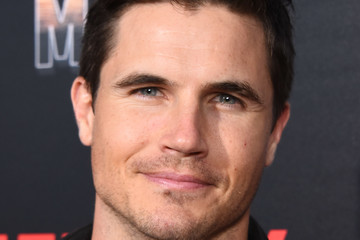 Robbie Amell Premiere Of Netflix's 'Game Over, Man!' - Red Carpet