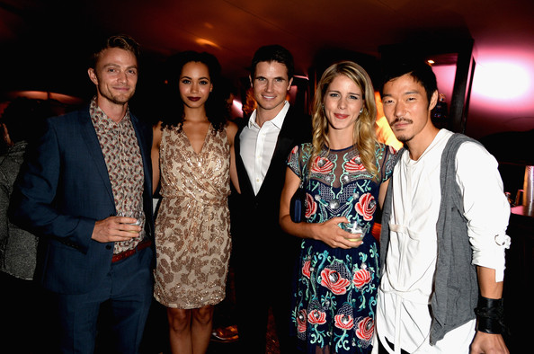 CW, CBS And Showtime 2013 Summer TCA Party - Inside