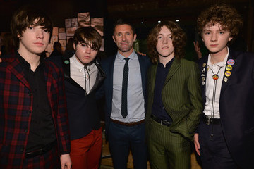 Robbie Keane 'Oscar Wilde: Honoring the Irish in Film' Event