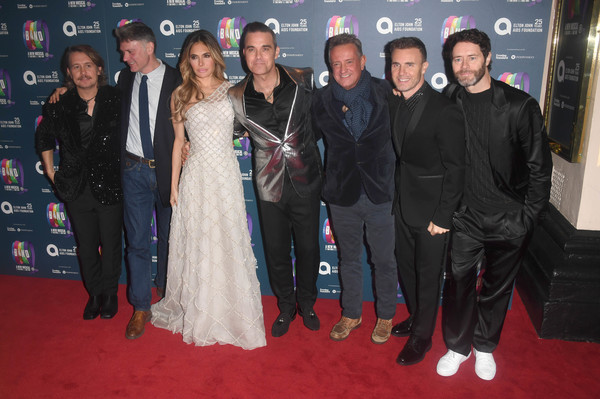 'The Band' Charity Gala Performance - Red Carpet Arrivals