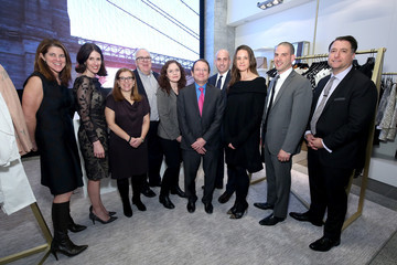 Robby Schnall Saks OFF 5TH Celebrates the Opening of Its 57th Street Location Featuring First-Ever Gilt in-Store Shop