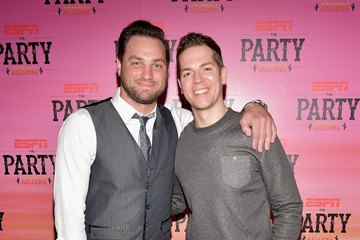 Robby Tebow ESPN The Party - Arrivals