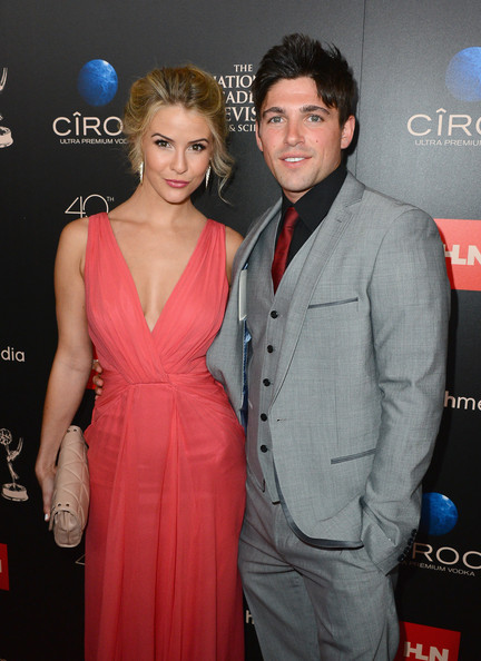 Robert Adamson and Linsey Godfrey Photos Photos - Arrivals ...