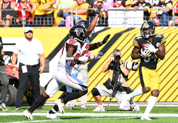 Atlanta Falcons vs. Pittsburgh Steelers