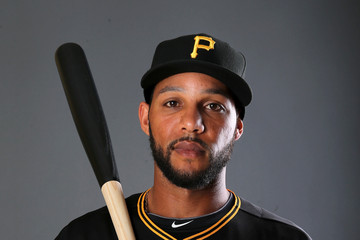Robert Andino Pittsburgh Pirates Photo Day