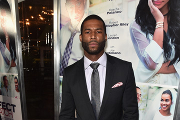 Robert Christopher Riley Premiere of Lionsgate's 'The Perfect Match' - Red Carpet