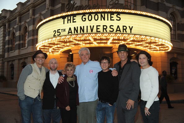 "Warner Bros. ""The Goonies"" 25th Anniversary Celebration"
