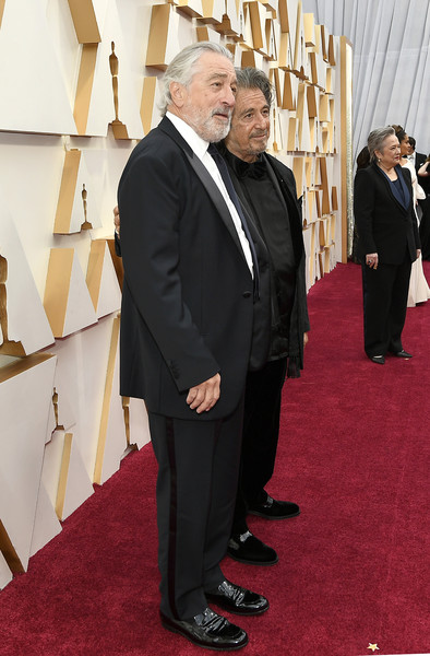 92nd Annual Academy Awards - Red Carpet [red carpet,red carpet,carpet,suit,tuxedo,flooring,formal wear,event,premiere,robert de niro,al pacino,hollywood,california,highland,l,92nd annual academy awards,robert de niro,al pacino,red carpet,hollywood highland,92nd academy awards,carpet,celebrity,robert de niro al pacino,actor,photograph]