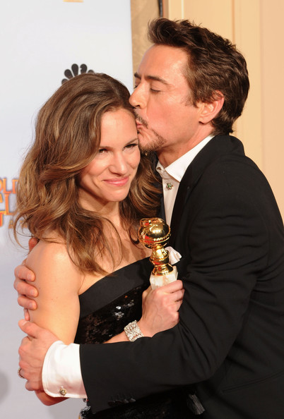 Susan Downey and indio