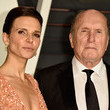 Robert Duvall Arrivals at the Elton John AIDS Foundation Oscars Viewing Party — Part 5