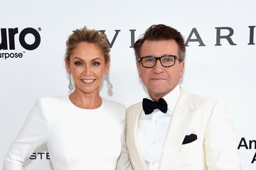 Robert Herjavec 25th Annual Elton John AIDS Foundation's Oscar Viewing Party - Red Carpet