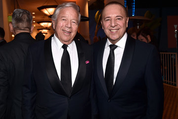 """Robert Kraft Pre-GRAMMY Gala and GRAMMY Salute to Industry Icons Honoring Sean """"Diddy"""" Combs - Inside"""