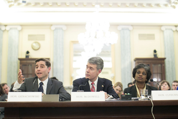 Senate Commerce Committee Holds FCC Oversight Hearing