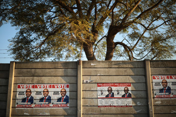Robert Mugabe Zimbabwe Political Parties Hold Final Rallies Before The General Election