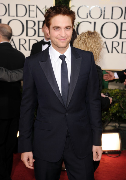 Robert Pattinson Actor Robert Pattinson arrives at the 68th Annual Golden Globe Awards held at The Beverly Hilton hotel on January 16, 2011 in Beverly Hills, California.