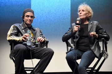 Robert Pattinson Claire Denis 56th New York Film Festival - 'High Life' - Intro And Q&A