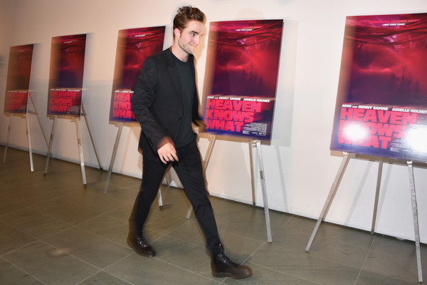 'Heaven Knows What' New York Premiere