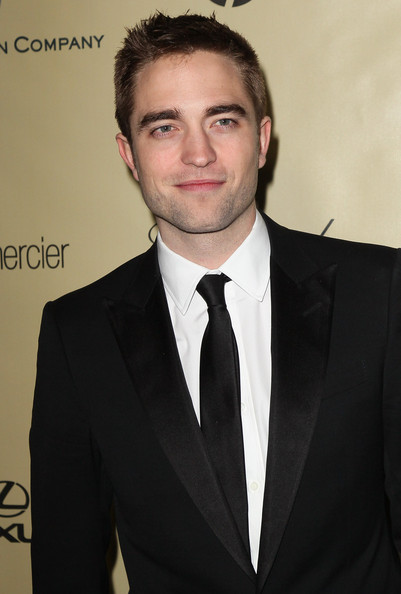 Robert Pattinson - The Weinstein Company's 2013 Golden Globe Awards After Party - Arrivals