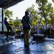 Robert Randolph 2016 Musicians Corner Featuring Robert Randolph and the Family Band, Andy Davis, and Caroline Glaser