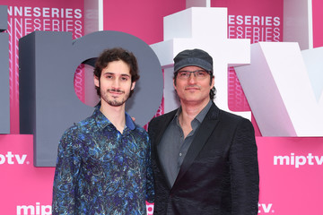 "Robert Rodriguez ""Aqui En La Tierra"" and ""Cacciatore The Hunter"" Pink Carpet Arrivals - The 1st Cannes International Series Festival"